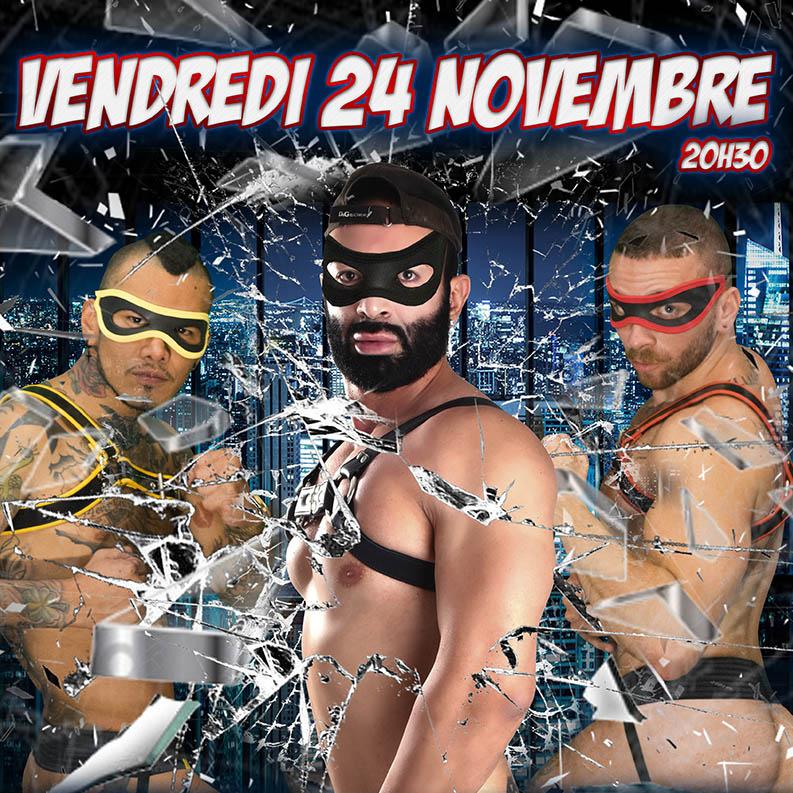 EVENEMENT GAY PARIS